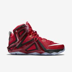official photos 0f4ee ef02b Buy LeBron XII Elite Mens Basketball Shoe - University Red Bright  Citrus Bright Crimson White Authentic from Reliable LeBron XII Elite Mens  Basketball Shoe ...