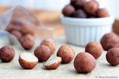 Plätzchensorte #09: Marzipankartoffeln
