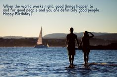 wishes for a birthday