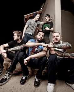 A day to remember  Favorite Song: This is the house doubt built