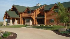 These over-the-top homes are the stuff of modern fairy tales. South Dakota's $3M home with room to breathe on 780 acres!