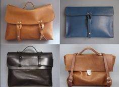 Simple satchels at their best