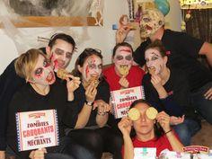 La Team des #ZombiesCroquants contre-attaque !