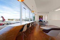 9 | Virgin Atlantic's Slick LAX Clubhouse Is So California | Co.Design | business + design