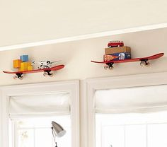 Skateboard room ideas