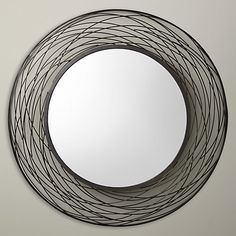 Buy John Lewis Fusion Swirl Mirror Online at johnlewis.com