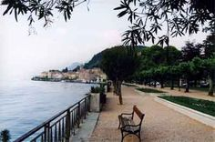 Walking by the lake in Bellagio, Italy.  My favorite place on earth.