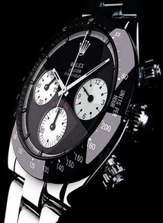 """Rolex - Chronograph Watch"" !... http://about.me/Samissomar"