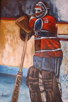 Ken Dryden 56 match, 41 gains, 6 d& Troph& individuel: V& Montreal Canadiens, Mtl Canadiens, Hockey Goalie, Hockey Players, History Of Hockey, Ken Dryden, Sports Painting, Soccer Art, Goalie Mask