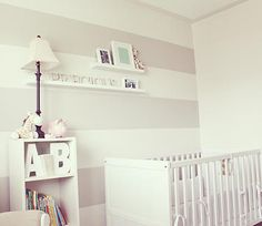 Loving the one striped wall