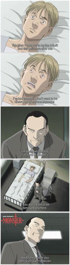 Naoki Urasawa's #Monster ||