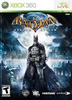 Batman Arkham Asylum - Xbox 360 Game