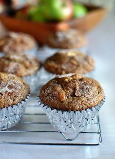 Cinnamon Apple Cider Muffins | Mel's Kitchen Cafe