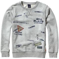 Scotch & Soda sweater | Olliewood