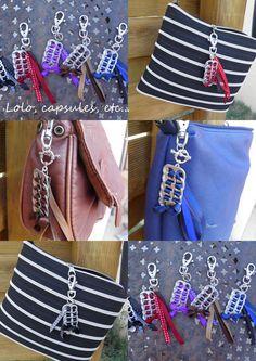 Bijoux de sacs 6�                                                                                                                                                                                 Plus