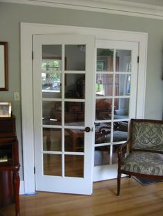 Interior Double Doors About Internal Doors. Double Doors Interior, Interior Barn Doors, Interior And Exterior, Modern Exterior, Interior Office, French Interior, Double French Doors, Glass French Doors, Glass Doors