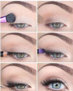 trucco occhi verdi naturale - Cerca con Google