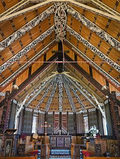 Photo essay: Inside New Zealand's most spectacular churches - Travel - NZ Herald News
