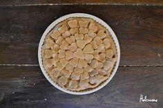 Idées de décoration de tarte avec la pâte