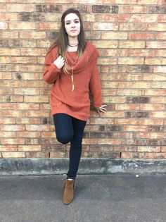 ecdb75661c Oversized Sweater Cowl Neck