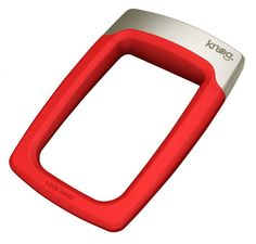 Knog Strongman Bike Lock #productdesign #minimalist