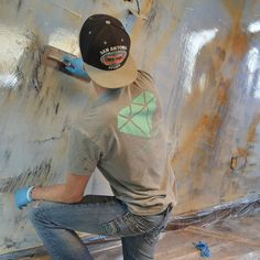 Countertop Epoxy will be featured in the upcoming Wall Workshop at Mr. Faux studio in Sterling, Virginia starting July 31st! Sign up today!