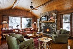 Lake Placid Lodge: Cabin Two-Bedroom