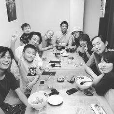 #Ramenkagura #Hanakura @rest_japones_himawari y #Donzoko juntos en la misma mesa de #Ichikoro