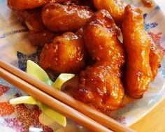 General Tsos Chicken Recipe served at Nine Dragons in EPCOT at Disney World