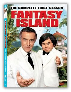 Fantasy Island TV Show - this was pretty good but after a few seasons, it got very predictable. Ricardo Montalban, though, was MMMMM!