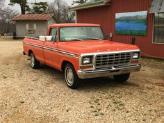 Like a Time Capsule: 1979 Ford Vintage Pickup Trucks, Classic Ford Trucks, Lifted Chevy Trucks, Ford Pickup Trucks, Jeep Truck, Car Ford, Old Trucks, Small Pickups, Truck Interior