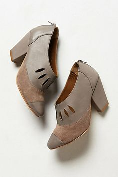 Teardrop Toecap Shooties #anthropologie