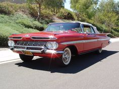 1959 Chevrolet Impala...Brought to you by #house of #insurance #eugene #oregon call for #LowCost #car #Insurance