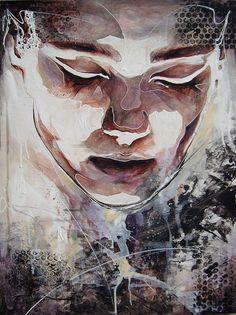 Wird Zeit, dass ich mal ein paar der fantastischen Mixed-Media Artworks des UK-based Künstlers Danny O'Connor (akak DOC) vorstelle. Für seine Arbeiten wie z.B. auch diese Portrait-Reihe, nutzt er verschiedene Hilfmittel wie Acrylfarbe, Sprühfarbe, Tinte, Eddings, Haushalts-Glanzspay oder Emulsionen. O'Connor hat inzwischen Ausstellungen neben so bekannten Streetartists wie Banksy oder Adam Neate im Vereinigten Königreich abgehalten. Als Inspiration für seinen... Weiterlesen