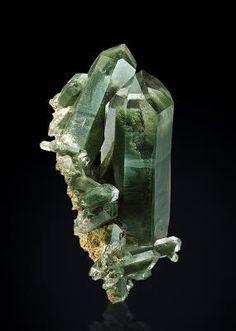 Quartz with Chlorite phantoms - Switzerland