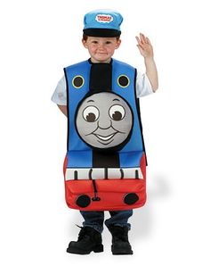 Thomas the Train Child Costume