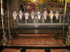 5277-20080123-jerusalem-stone-of-anointing - Via Dolorosa - Wikipedia, the free encyclopedia