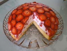 Rezept: Erdbeer-Kuppeltorte mit Joghurtfüllung Bild Nr. 5