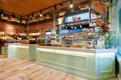 Kogias bakery - picture gallery bakery в 2019 г. Pastry Shop Interior, Cafe Interior Design, Cafe Design, Design Design, Plywood Furniture, Design Furniture, Patisserie Design, Bakery Design, Cake Shop Design