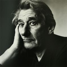 Helmuth Newton by Irving Penn