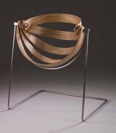 Cradle Chair | Katrina Vonnegut