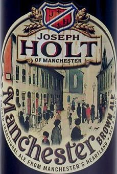 """JOSEPH HOLT'S MANCHESTER BROWN ALE - a blend of roasted malt with a hint of molasses gives this beer a smooth, burnt palate with a clean, satisfying aftertaste. Close to the heart of the region, this brown ale is said to be """"the taste of coming home"""" by many wandered from the North West. Also a big seller in Russia."""