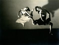 Humphrey - Weidman Dancers, 1930s by Barbara Morgan  Haggerty Museum  Humphrey-Weidman is a modern dance technique based on the theory and action of fall and recovery.