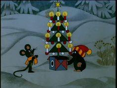 Krtek o Vánocích /1975/ Childhood Memories, Music Videos, Christmas Ornaments, Retro, Holiday Decor, Party, Home Decor, Mole, Memories