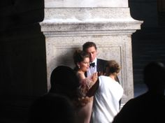 #LeePace on the set of the Tiffany's commercial photographed in NYC by tapeworthy on Twitpic 2011.