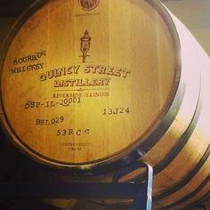 Quincy Street Distillery in Riverside, IL