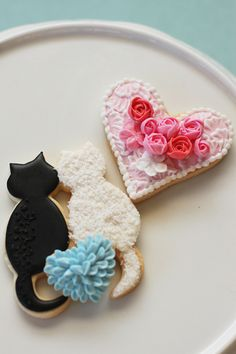 cookies that should be clay pendants