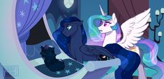 Darkness by butteredpawpcorn