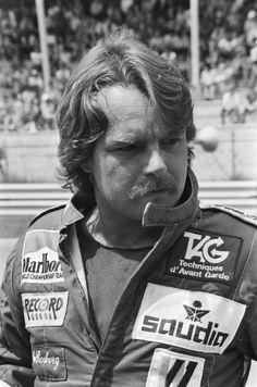 Keke Rosberg (Netherlands 1982) by F1-history on deviantART