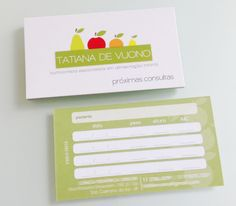Nutrition For Cancer Patients Nutrition And Dietetics, Health And Nutrition, Business Card Design, Business Cards, Organic Market, Gym Logo, Clinic Design, Name Cards, Dietitian